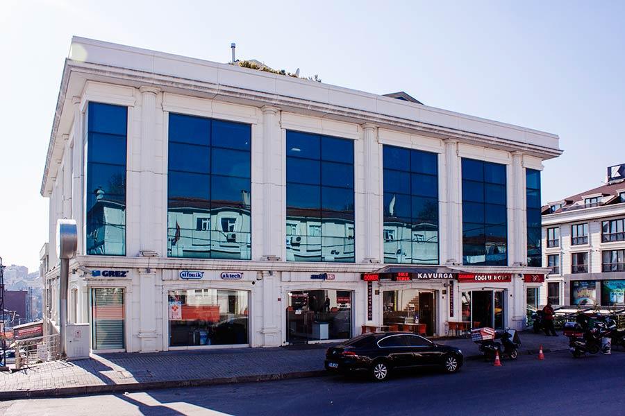 Ak Plaza